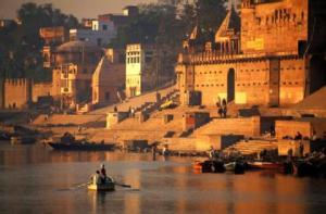 Varanasi-India-